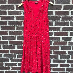 EUC Anthropologie Skipper Ships dress by Leifnotes
